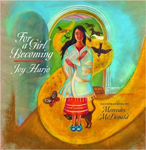 """For a Girl Becoming"" (Hardcover)"