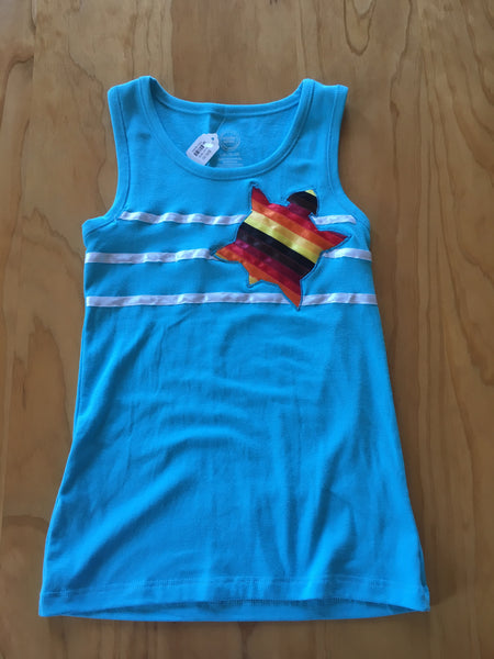 Ribbon Tank Top - Children's Large (10-12)