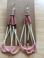 Short Quill Earrings