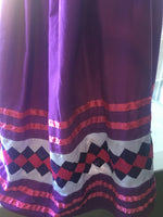 Ladies XL Patchwork Skirt