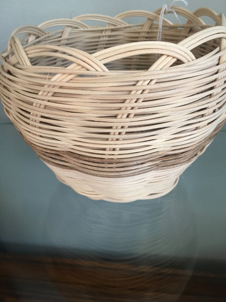 Large Hand Woven Basket