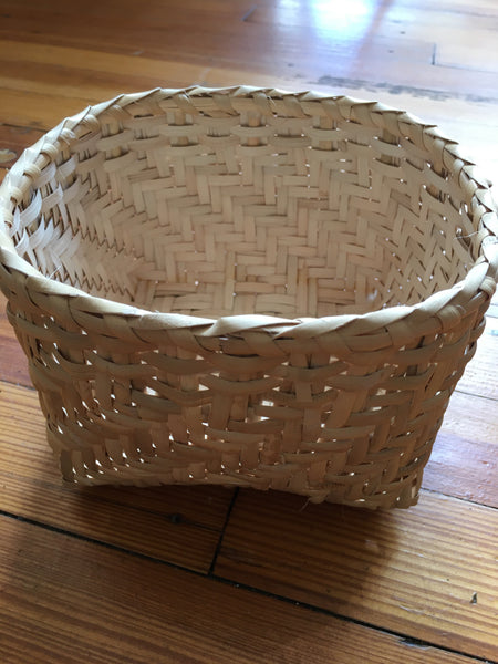 Squared Purse - Binder Cane Basket
