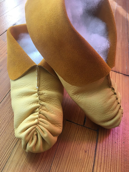 Moccasins - Women's Size 9-10 or Men's Size 7