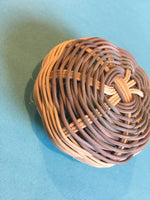 Small Southeastern Single-Wall Basket