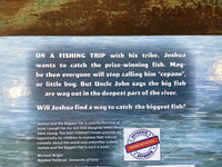 Joshua and the Biggest Fish: A Muscogee Creek Adventure  (Hardcover)