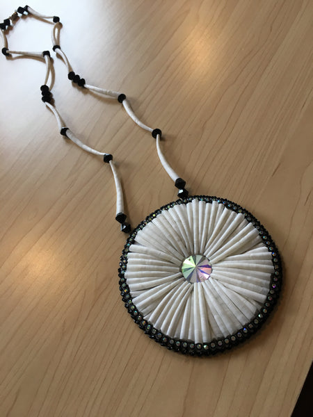 Dentalium Shell Necklace