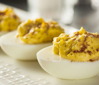 Truffle Zest® Deviled Eggs