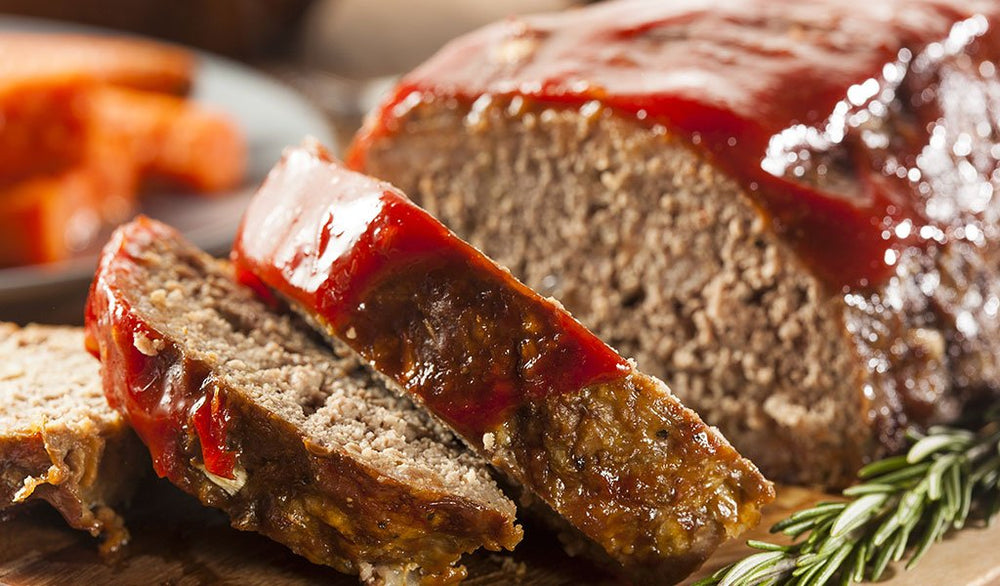 Truffle Meatloaf