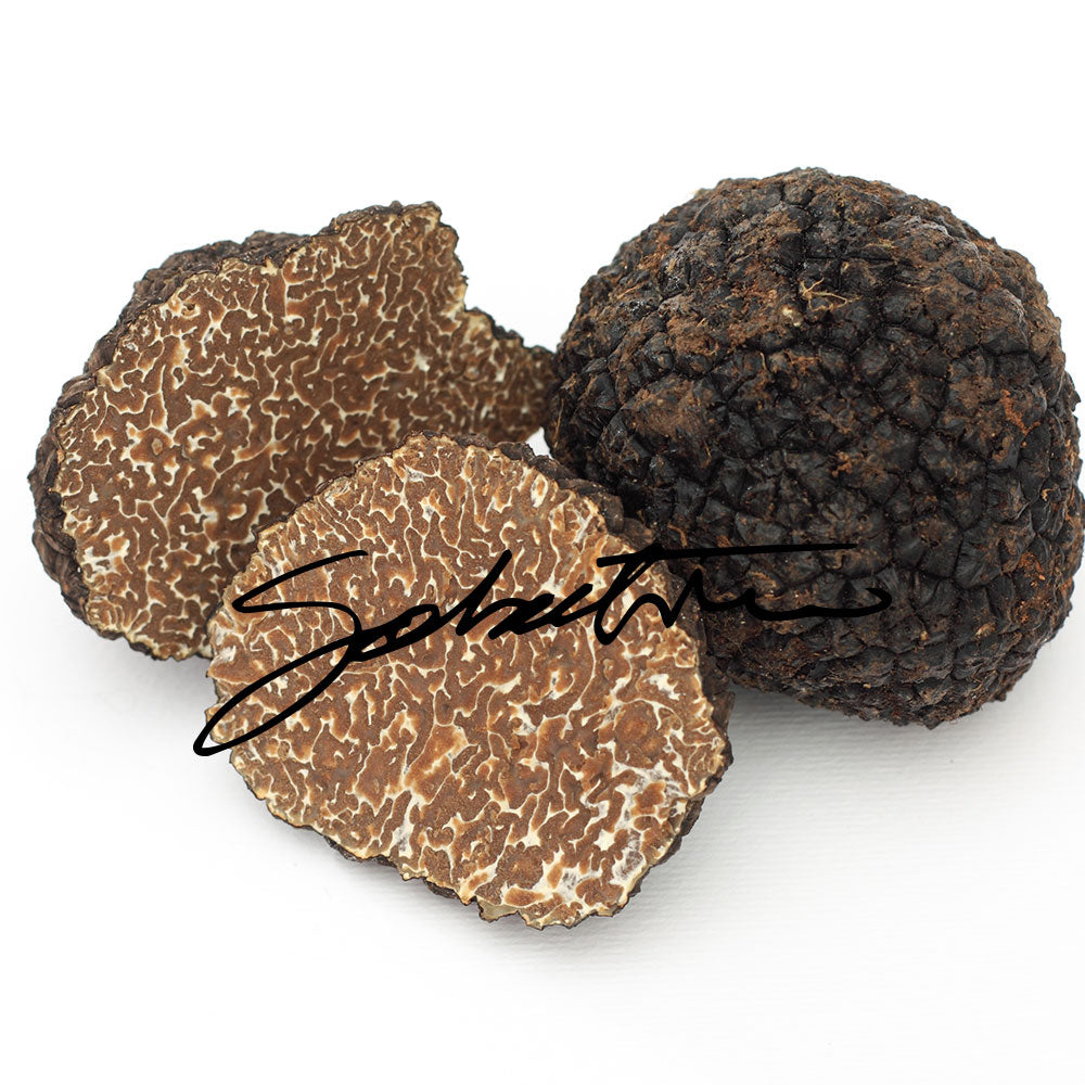 FRESH BLACK BURGUNDY TRUFFLES