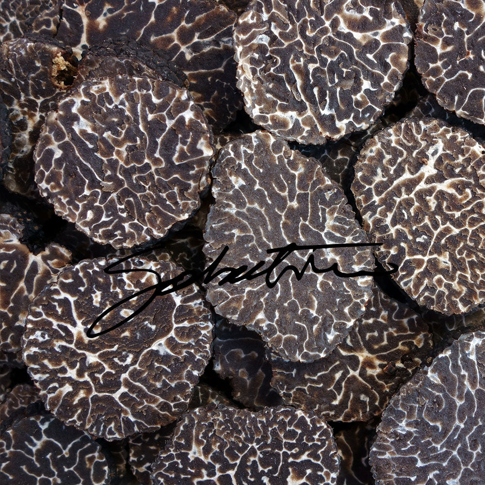FRESH BLACK WINTER TRUFFLES