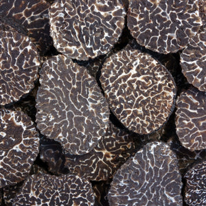 BLACK WINTER TRUFFLES CARPACCIO - 25 g