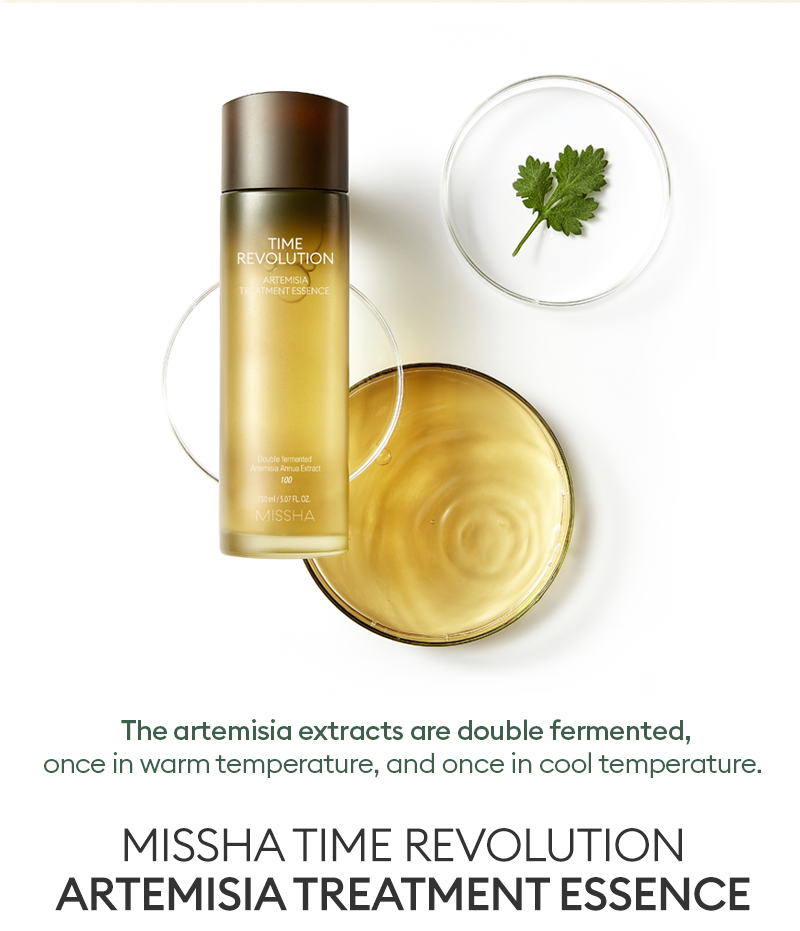 Missha Artemisia Treatment Essence