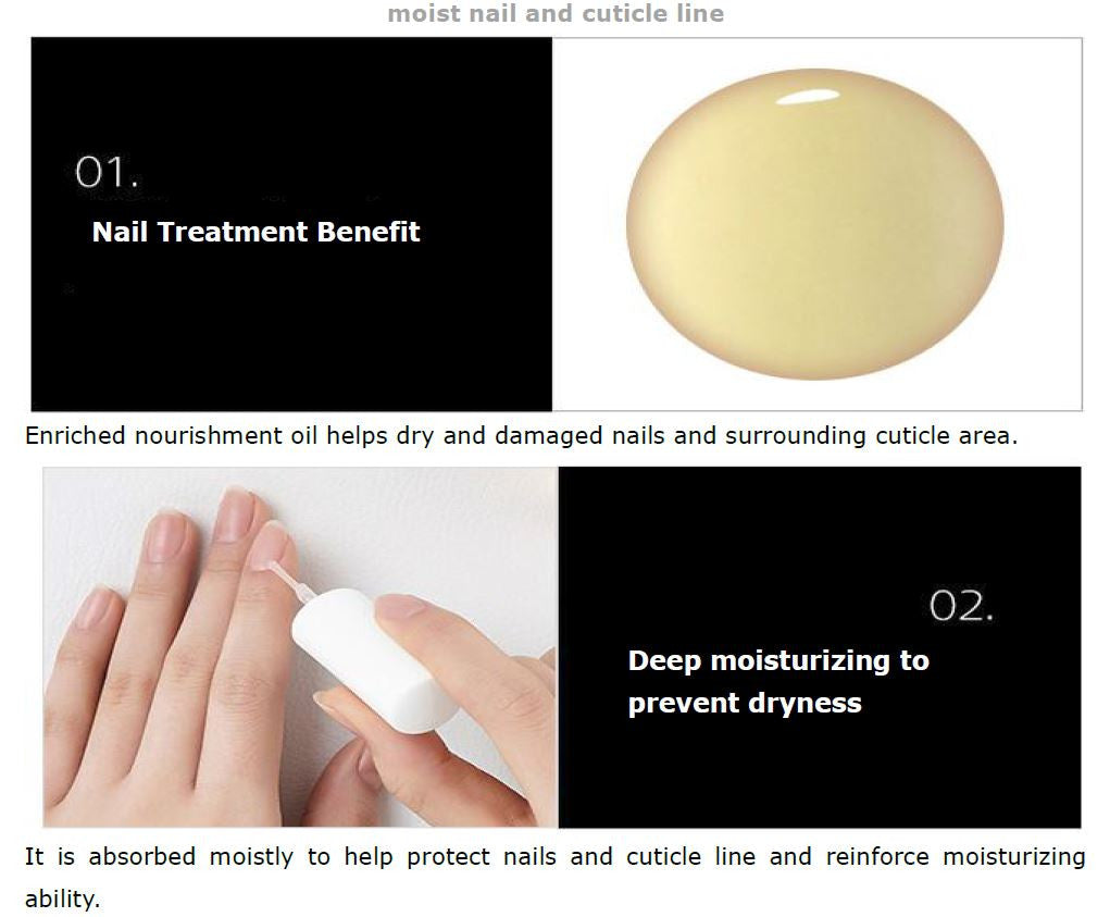 Self Nail Salon_Care Look (Nutrition Oil) – Missha Middle East