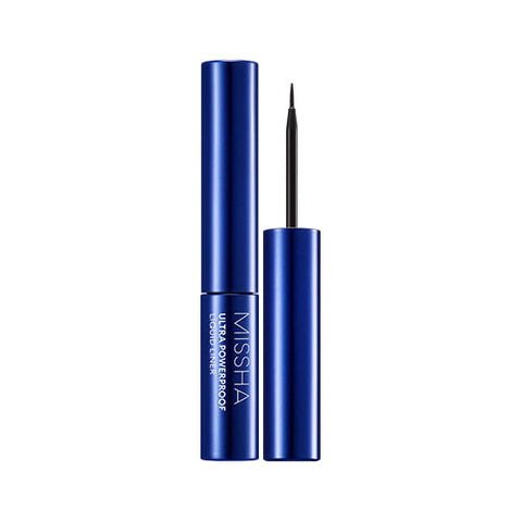 ULTRA POWERPROOF LIQUID LINER - Missha Middle East
