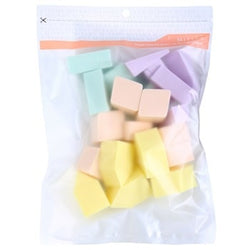 Missha - Fresh Colorful Make-Up Sponge (25pcs) - Missha Middle East