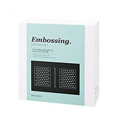 Embossing Cotton Puff - Missha Middle East