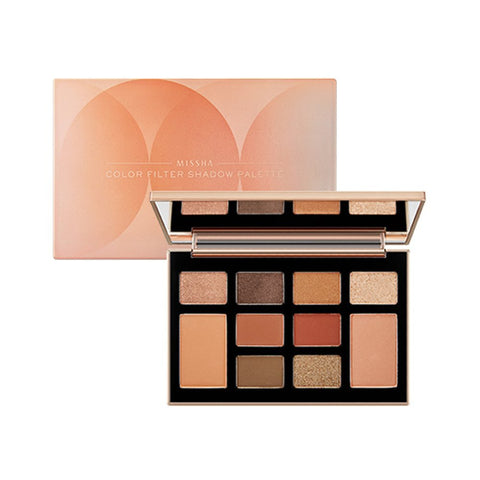Color Filter Shadow Palette (No.1/Portland Filter) - Missha Middle East