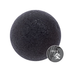 Natural Konjac Cleansing Puff (Bamboo Charcoal) - Missha Middle East