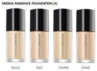 Radiance Foundation SPF20/PA++ - Missha Middle East