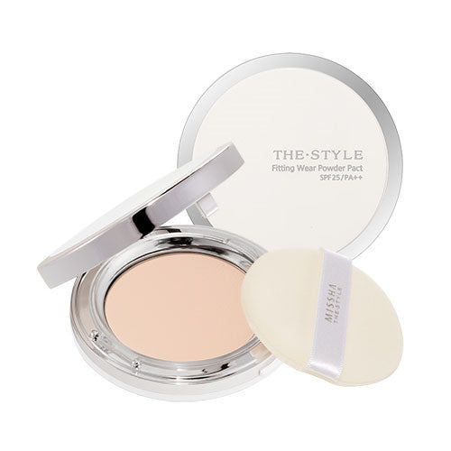 MISSHA The Style Fitting Wear Powder Pact SPF25/PA++ - Missha Middle East