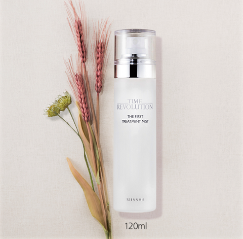 Time Revolution The First Treatment Mist - Missha Middle East