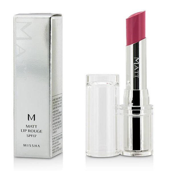 M Matt Lip Rouge SPF17 - Missha Middle East