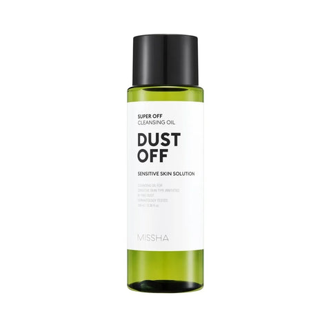 SUPER OFF CLEANSING OIL - DUST OFF SENSITIVE SKIN SOLUTION [100ml]