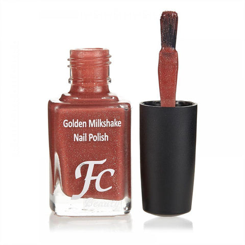 FC Beauty Golden Milk Shake 09 Nail Polish - Missha Middle East
