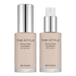 The Style Fitting Wear Foundation - Missha Middle East