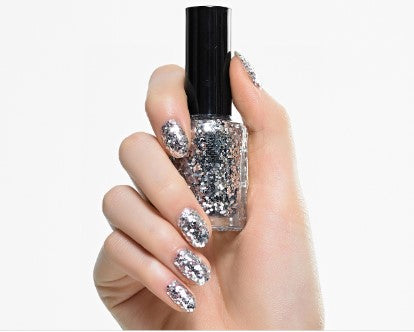 Self Nail Salon Glitter Look [20] - Missha Middle East