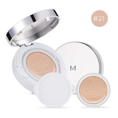 M Magic Cushion Special Set No.21 (Light Beige) - Missha Middle East