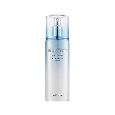 Time Revolution White Cure Blanc Tone-Up Lotion - Missha Middle East