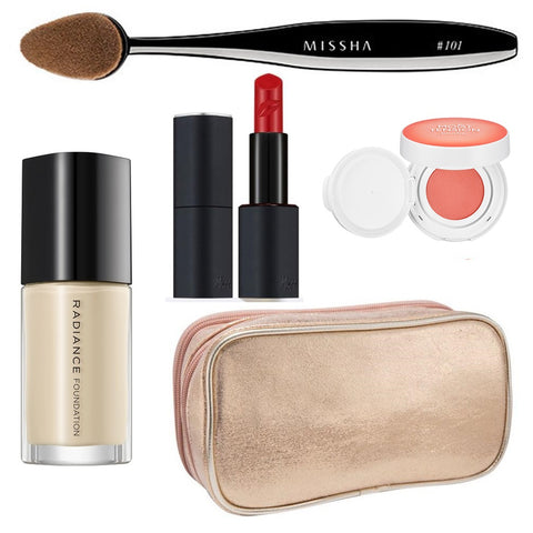 Missha Basic Makeup Gift Set - Missha Middle East
