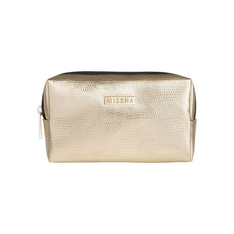 Gold Square Pouch - Missha Middle East