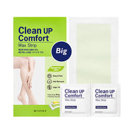 Clean Up Comfort Wax Strip (Big) - Missha Middle East