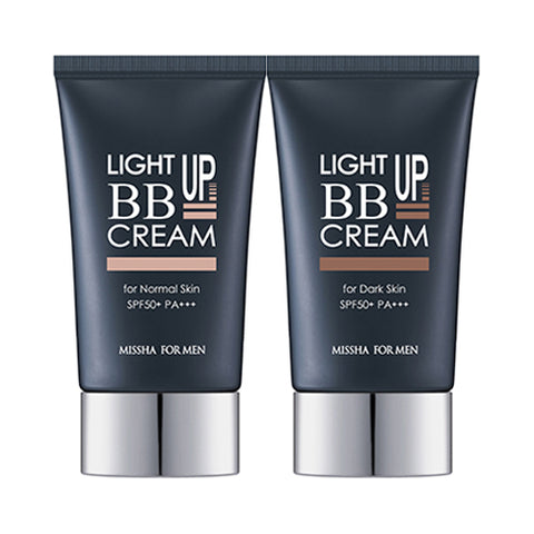 Missha For Men Light Up BB Cream - Missha Middle East