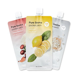 Pure Source Pocket Pack - 10ml - Missha Middle East