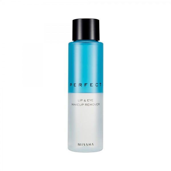 Perfect Lip & Eye Makeup Remover - 155ml - Missha Middle East