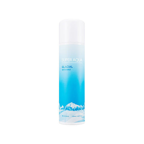 Super Aqua Glacial Water Mist - Missha Middle East