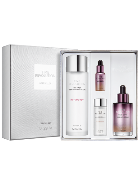 Time Revolution Best Seller Special Set I