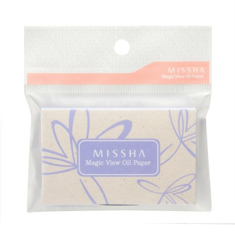 Magic View Oil Paper - Missha Middle East