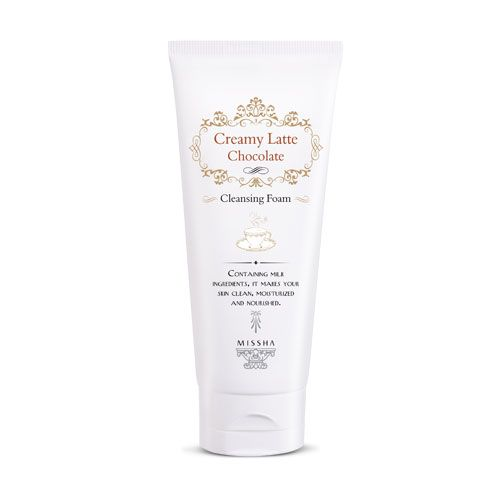 CREAMY LATTE CLEANSING FOAM - Missha Middle East