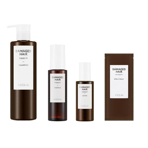 Damaged Hair Therapy Gift Set - Missha Middle East