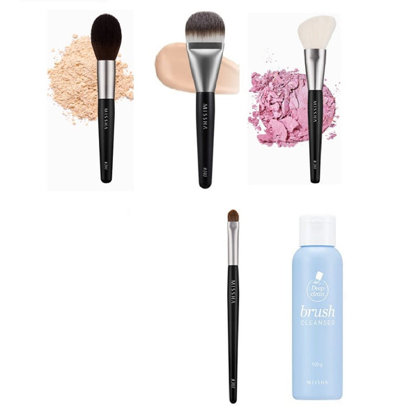 Essential Brush Set - Missha Middle East