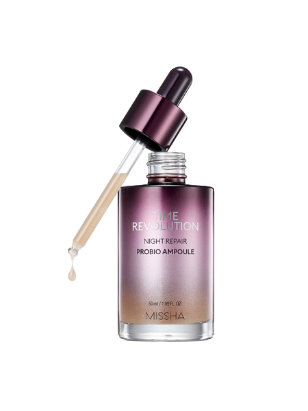 Missha Time Revolution Night Repair Probio Ampoule