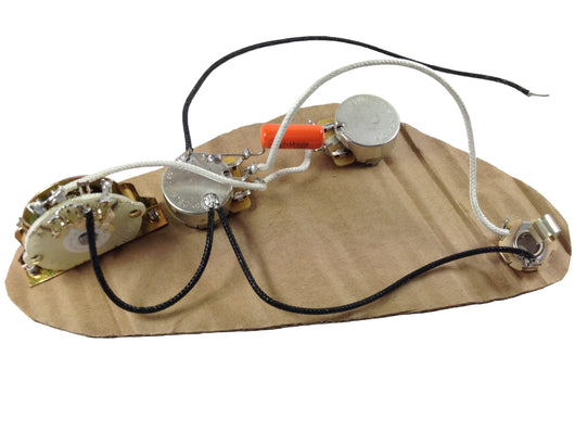 Telecaster® wiring harness (4 way switch)