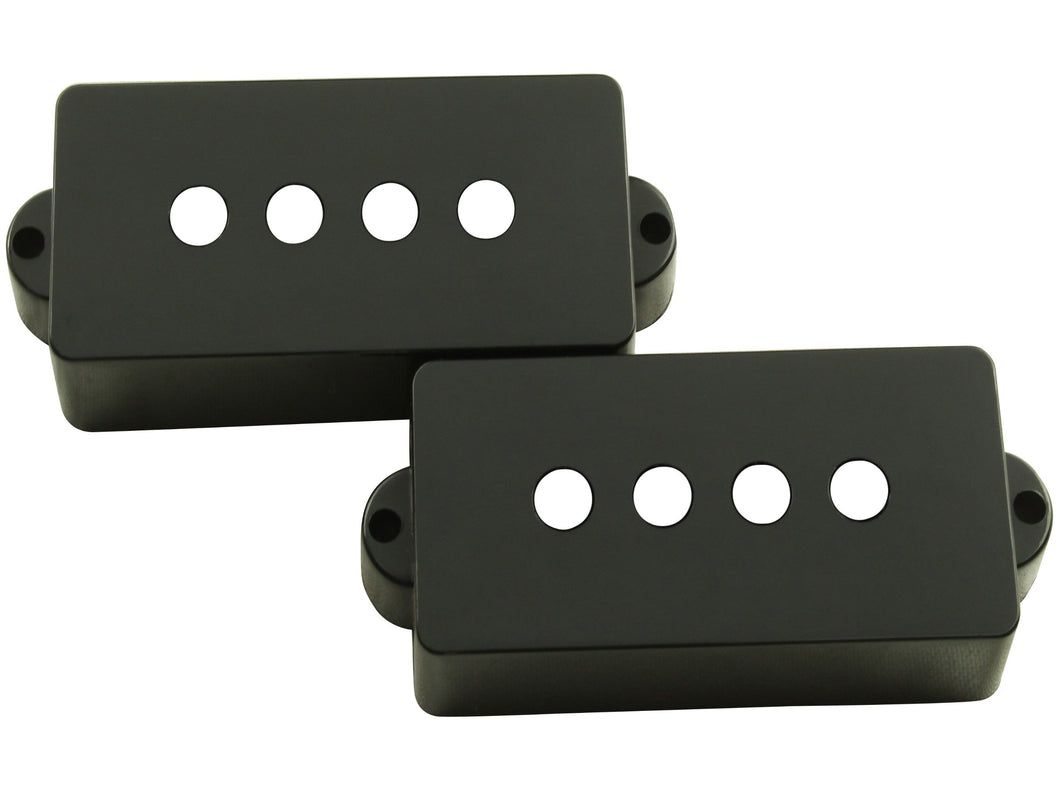 Precision bass pickup cover set