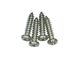 Humbucker baseplate screws