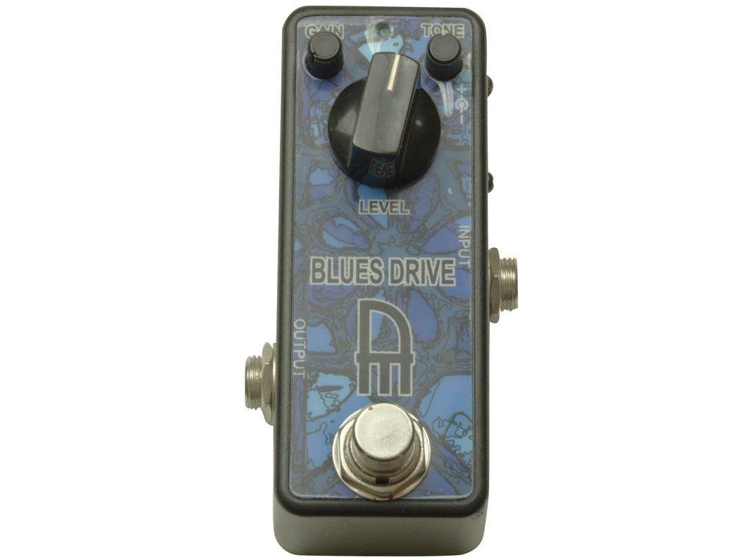 Artec Blues Drive mini pedal
