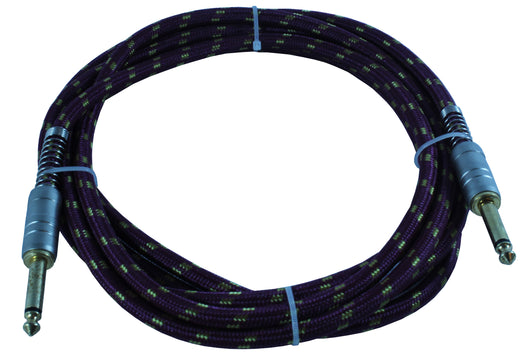 10 foot (3 meter) instrument cable